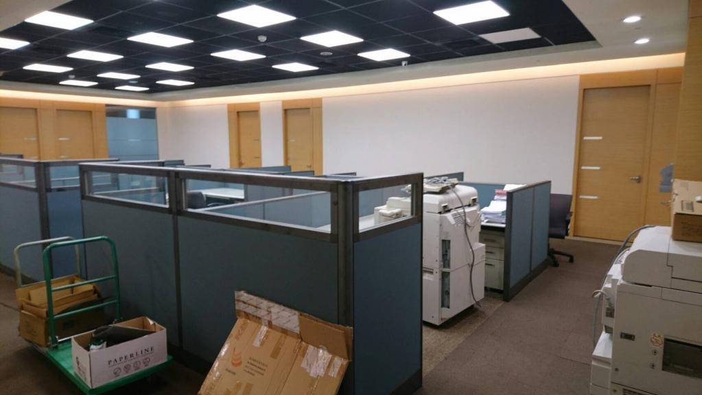 西湖捷運站、大坪數有裝潢辦公室